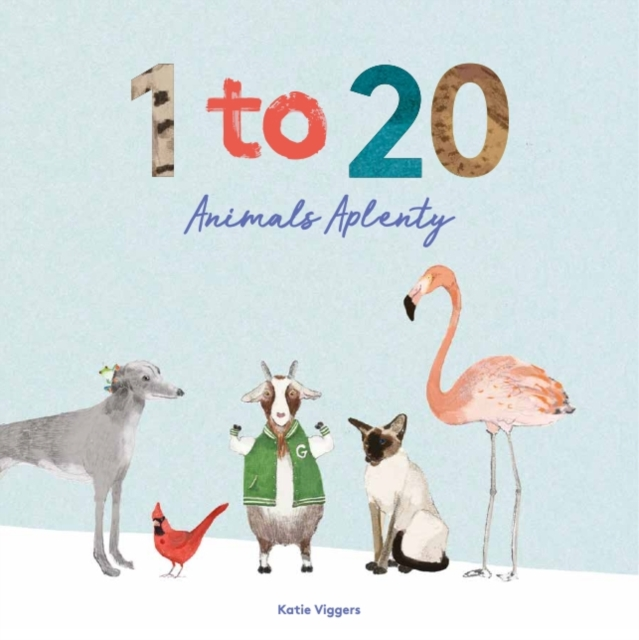 Cover for: 1 to 20 Animals Aplenty