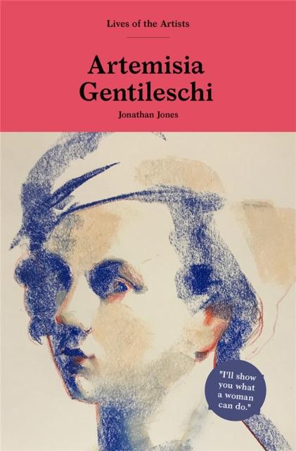 Cover for: Artemisia Gentileschi