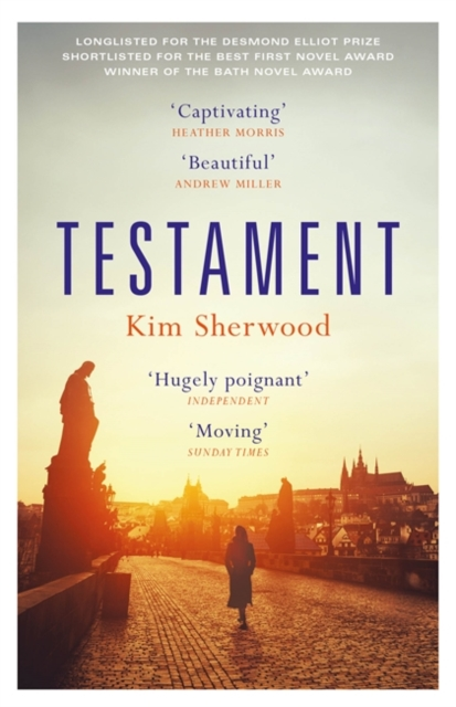Cover for: Testament
