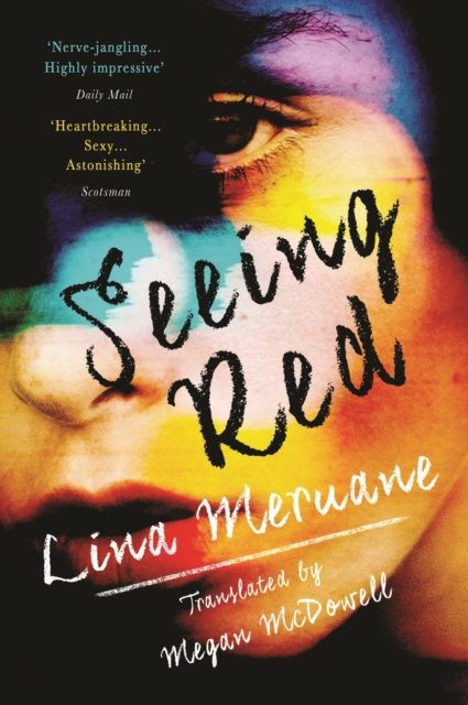 Cover for: Seeing Red
