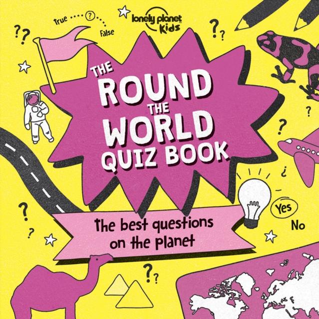 Round The World Quiz Book, 9781786574312