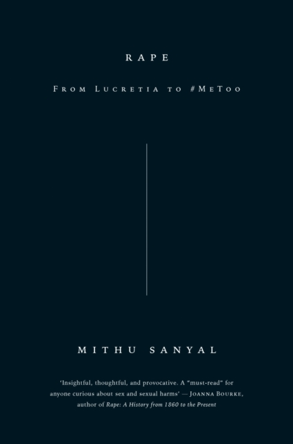 Cover for: Rape : From Lucretia to #MeToo