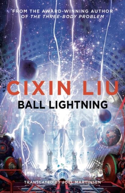 Cover for: Ball Lightning