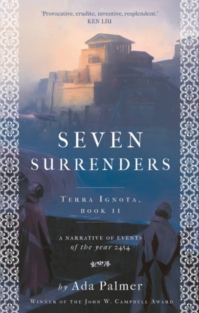 Cover for: Seven Surrenders : 2