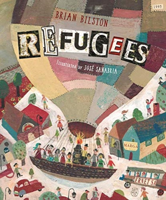 Cover for: Refugees