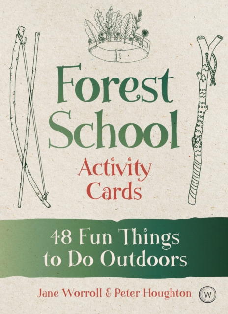 Image for Forest School Activity Cards : 48 Fun Things to Do Outdoors