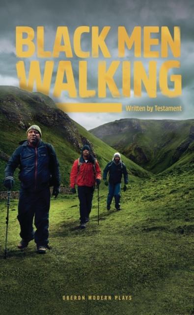 Cover for: Black Men Walking