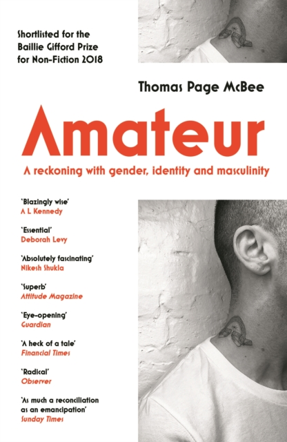 Image for Amateur : A Reckoning With Gender, Identity and Masculinity