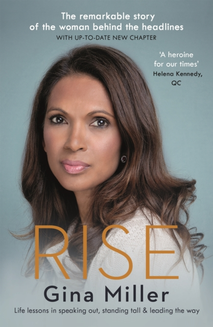 Cover for: Rise : Life Lessons in Speaking Out, Standing Tall & Leading the Way