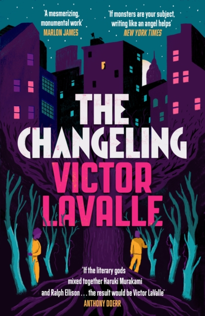 Cover for: The Changeling