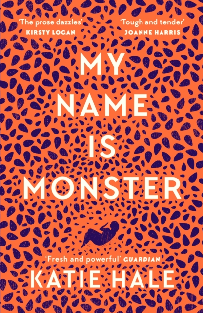 Cover for: My Name Is Monster