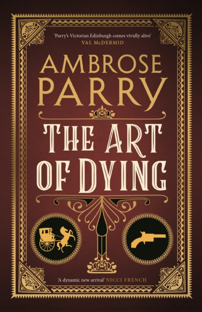 Cover for: The Art of Dying