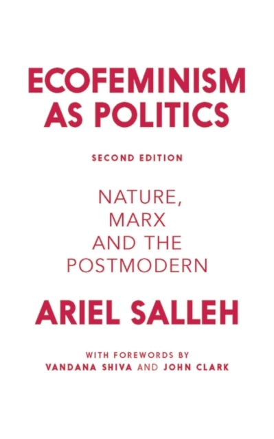 Cover for: Ecofeminism as Politics : Nature, Marx and the Postmodern
