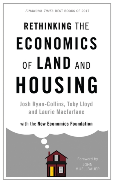Cover for: Rethinking the Economics of Land and Housing