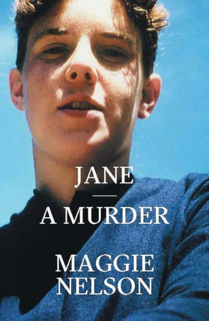 Image for Jane : A Murder