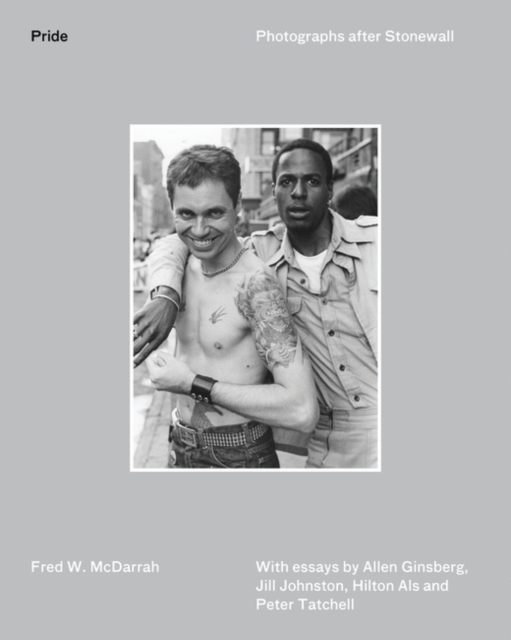 Cover for: Pride : Photographs After Stonewall