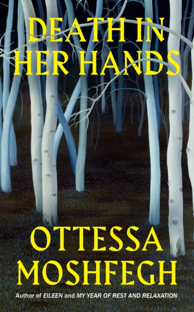 Cover for: Death in Her Hands