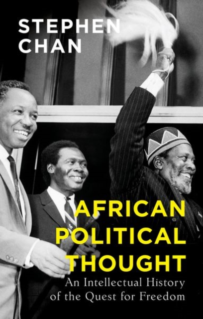Image for African Political Thought : An Intellectual History of the Quest for Freedom
