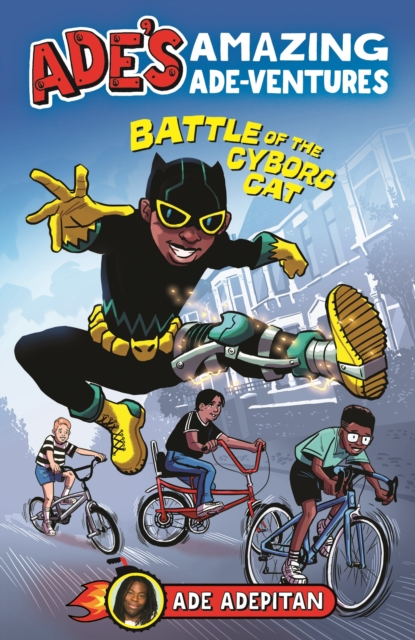 Image for Ade's Amazing Ade-ventures: Battle of the Cyborg Cat