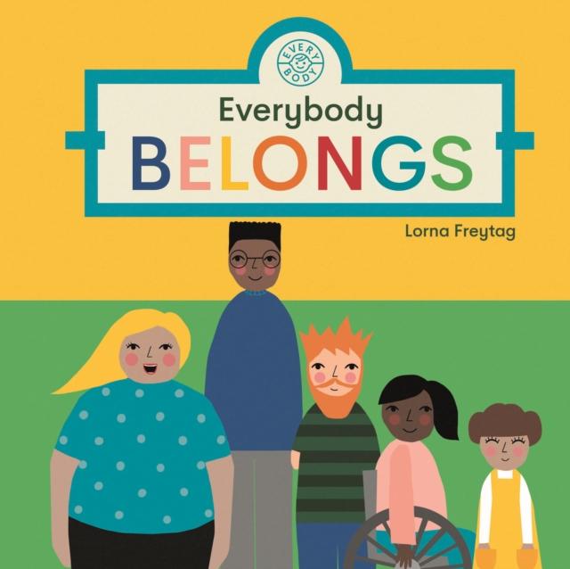 Image for Everybody Belongs