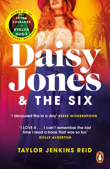 Cover for: Daisy Jones and The Six : Winner of the Glass Bell Award for Fiction