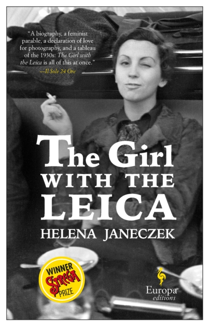 Cover for: The Girl with the Leica