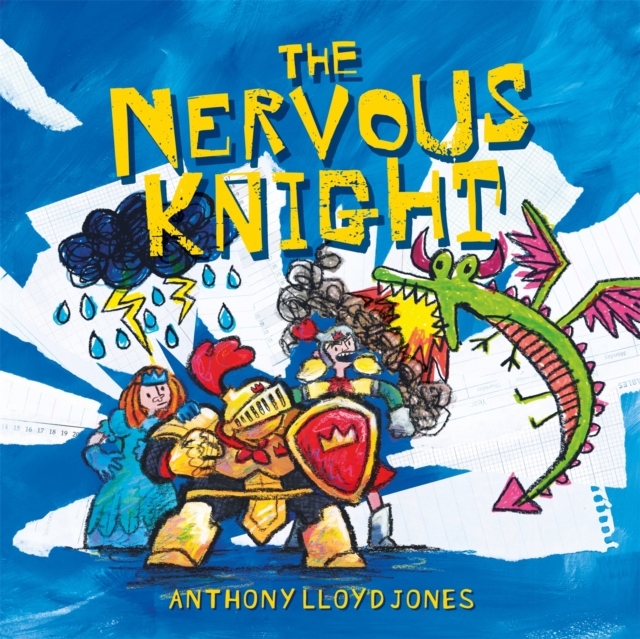 Cover for: The Nervous Knight : A Story About Overcoming Worries and Anxiety