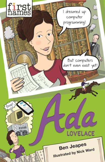 Cover for: ADA : (Lovelace)