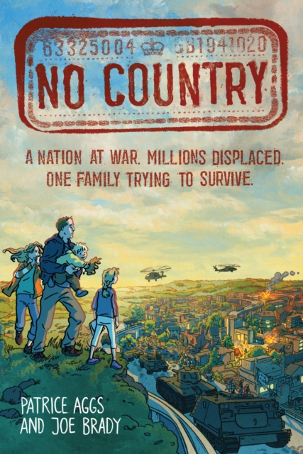 Cover for: No Country