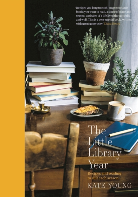 Image for The Little Library Year : Recipes and reading to suit each season