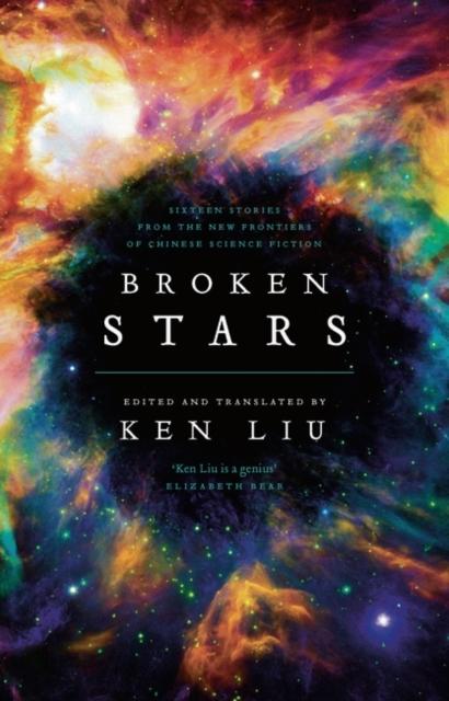 Cover for: Broken Stars