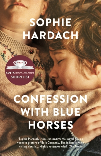 Cover for: Confession with Blue Horses