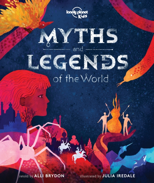 Cover for: Myths and Legends of the World