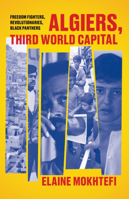 Cover for: Algiers, Third World Capital : Freedom Fighters, Revolutionaries, Black Panthers
