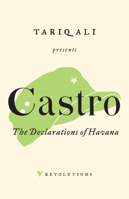 Cover for: The Declarations of Havana