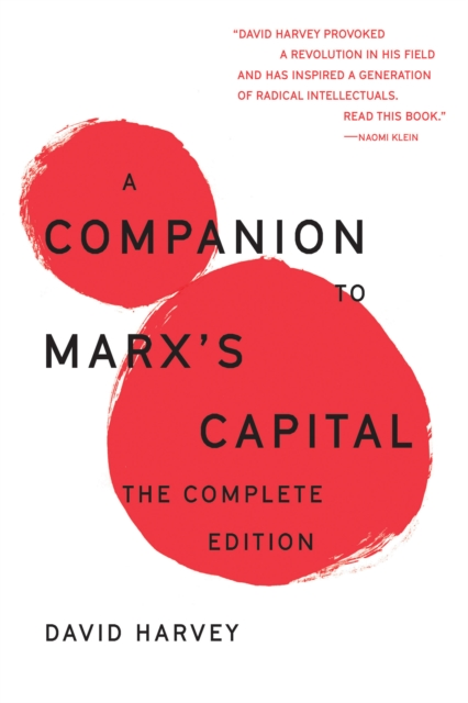 Cover for: Companion to Marx's Capital, a : The Complete Edition