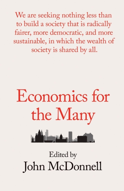 Cover for: Economics for the Many