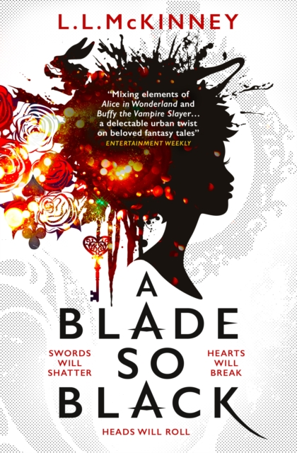 Cover for: A Blade So Black