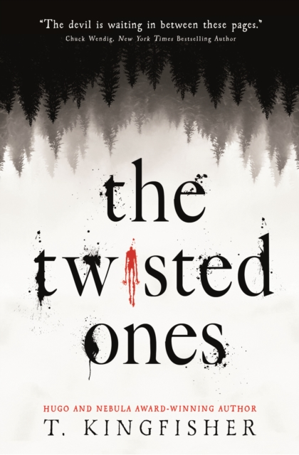 Cover for: The Twisted Ones
