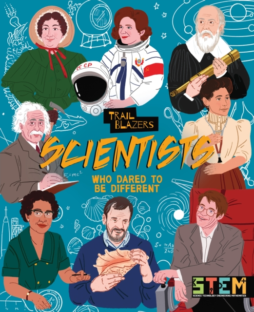 Cover for: Scientists Who Dared to Be Different