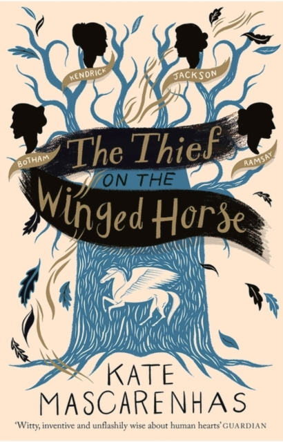 Cover for: The Thief on the Winged Horse