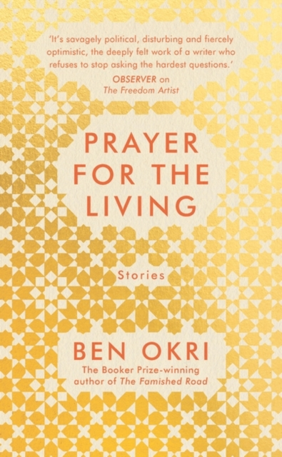 Cover for: Prayer for the Living