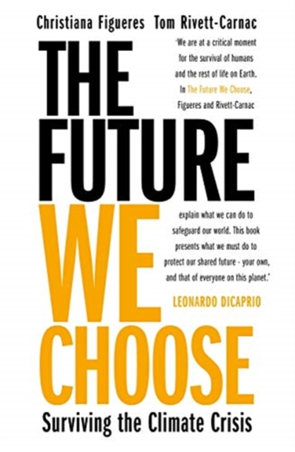 Cover for: The Future We Choose: Surviving the Climate Crisis
