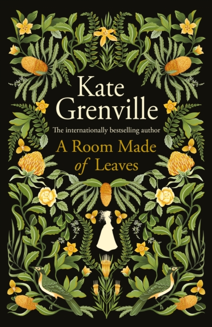 Cover for: A Room Made of Leaves