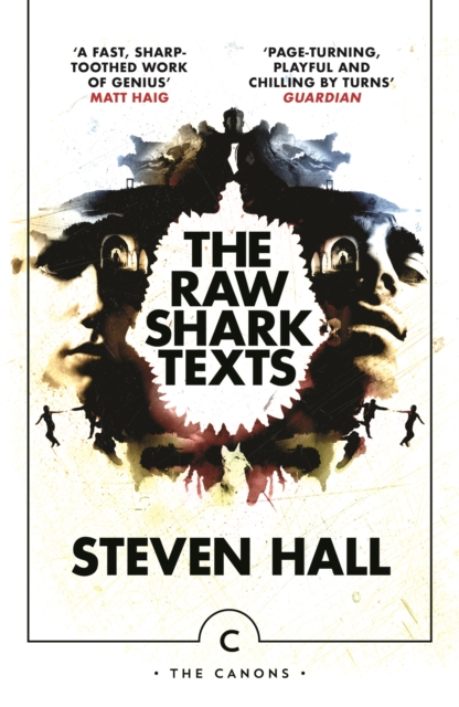 Cover for: The Raw Shark Texts