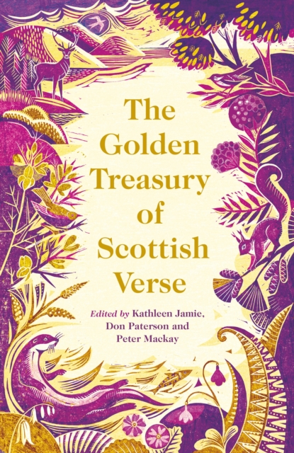 Image for The Golden Treasury of Scottish Verse