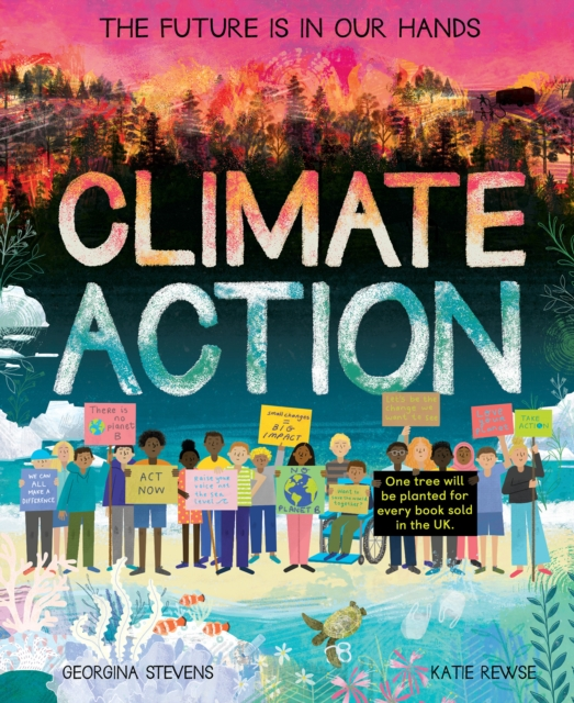 Cover for: Climate Action : The future is in our hands