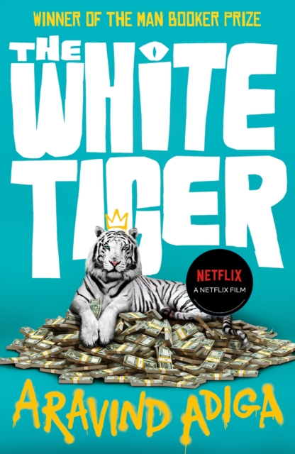 Cover for: The White Tiger