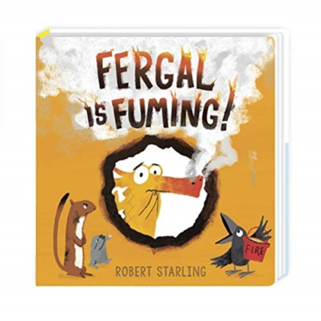 Cover for: Fergal is Fuming! : Board Book
