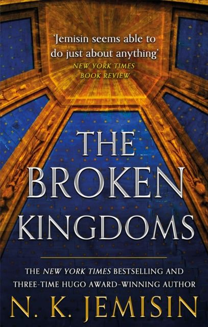 Cover for: The Broken Kingdoms : Book 2 of the Inheritance Trilogy